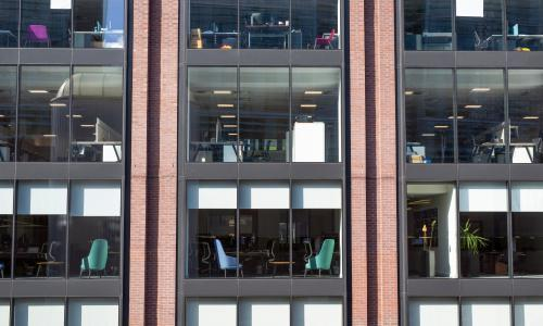 The Guardian view on empty offices: goodbye to all that?