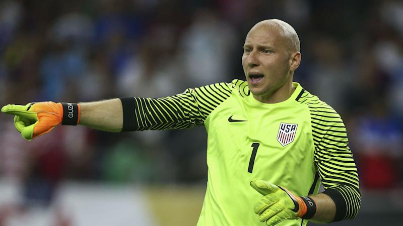 David Bingham replaces Brad Guzan on USA roster