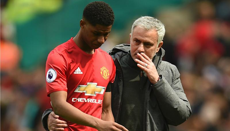 Rashford: I planned to rush back from injury for Euro 2020