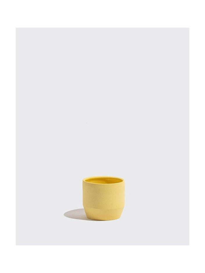 "Perhaps you don't want glass at all, which makes this cheerful yellow cup by ceramist Sara Ekua Todd an ideal contender. $35, Yowie. <a href=""https://www.shopyowie.com/products/h2o-cup?_pos=4&_sid=6a3d51324&_ss=r"" rel=""nofollow noopener"" target=""_blank"" data-ylk=""slk:Get it now!"" class=""link rapid-noclick-resp"">Get it now!</a>"