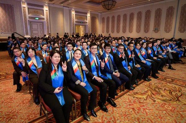Sands China Ltd. held the Diversified Local Talent Graduation Ceremony for the Sands China Academy Wednesday at Sands Cotai Central, to celebrate the achievements of local team members nurtured through Sands China's various development programmes.