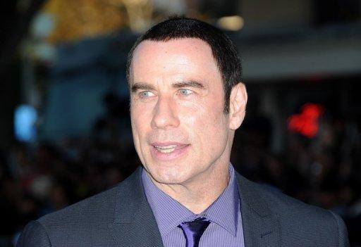 John Travolta  will be honoured on September 23