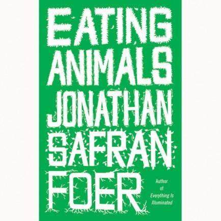 "<div class=""caption-credit""> Photo by: Amazon</div><div class=""caption-title""></div><b><i>Eating Animals</i> - by Jonathan Safran</b> <b>Foer</b> <br> Also from a well known author of fiction, <i>Eating Animals</i> was the account of years of research into the US Factory Farm system which produces 99% of the meat we consume in America. Covering all types of omnivorous eating habits, from fish to poultry, cows and pigs, the author combines transcripts from those working in the field, along with storytelling and the important role food plays in how we socialize in families, friendships, and society. Backed with plenty of notes, I found the book at times depressing and upsetting to read, but very eye-opening. <br> <i>Buy it on <a rel=""nofollow"" href=""http://www.amazon.com/Eating-Animals-Jonathan-Safran-Foer/dp/0316069884/ref=sr_1_1?ie=UTF8&qid=1378696359&sr=8-1&keywords=eating+animals"" target=""_blank"">Amazon,</a> $10.98</i>"