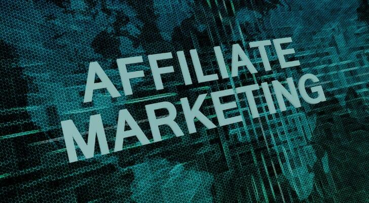 "Sign for ""Affiliate Marketing"""