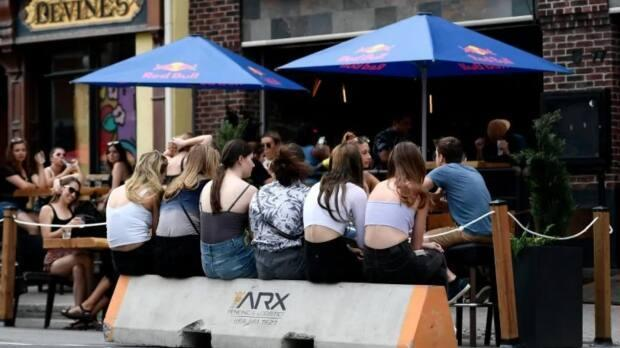 ByWard Market patios were hopping last summer during the pandemic. The city is recommending measures to expand patios and keep them open longer, but some are concerned about the crowds and noise.