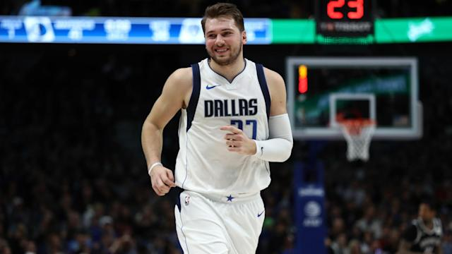The Dallas Mavericks were too good for the Brooklyn Nets as Luka Doncic starred again.