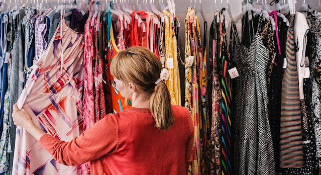 ASOS launch 24% off dresses in 24 hour sale, which includes party dresses, formal one pieces and summer ensembles. (Getty Images)