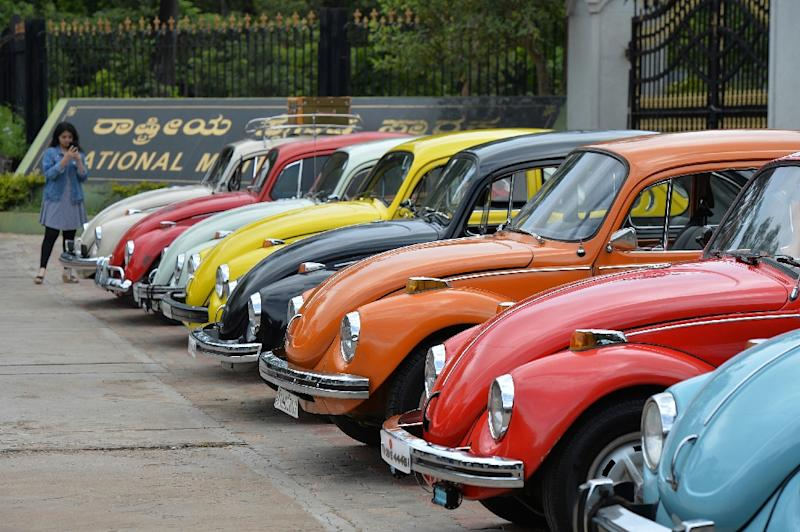 """Even as Volkswagen announced it would end production of its iconice """"Beetle"""" cars in 2019, Volkswagen Group of America's chief executive still said in a statement, """"Never say never"""" about the idea of a future revival of the model"""