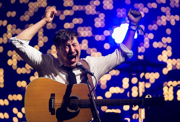 Mumford & Sons Get a Little Help From Their Friends for Glastonbury Finale