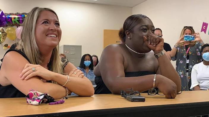 'It's never too late.' Florida caseworker adopts 19-year-old she bonded with in foster care