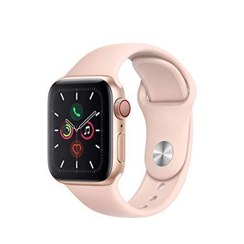 """<p><strong>Apple</strong></p><p>amazon.com</p><p><strong>$413.00</strong></p><p><a href=""""https://www.amazon.com/dp/B083M8QB9Q?tag=syn-yahoo-20&ascsubtag=%5Bartid%7C10049.g.33332993%5Bsrc%7Cyahoo-us"""" rel=""""nofollow noopener"""" target=""""_blank"""" data-ylk=""""slk:Shop Now"""" class=""""link rapid-noclick-resp"""">Shop Now</a></p><p>Any gadgets that'll simplify her life will definitely come in handy; plus, it doesn't hurt if they're as cute as this pink watch.</p>"""