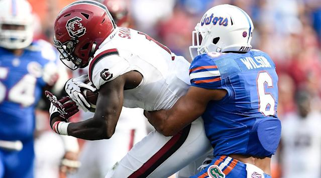What you need to know: A second-team All-SEC cornerback, Wilson wrapped his final season in Gainesville with 33 tackles, three interceptions and six pass break-ups.