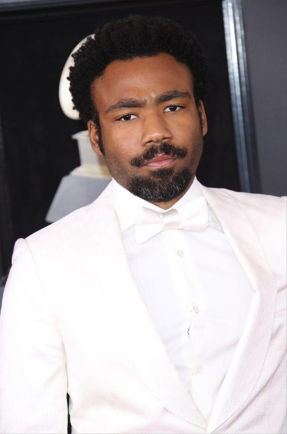<p>Renaissance Hollywood man and current conquerer of the music and entertainment industry, Donald Glover knows that a well-maintained mustache is essential to any look. </p>