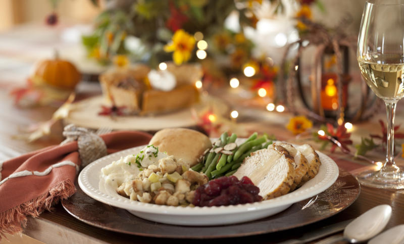 While Thanksgiving may look different this year, you can still celebrate virtually with those closest to you.