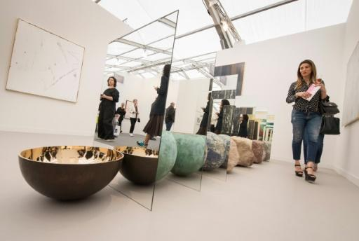 Frieze Los Angeles, a major art fair, has opened its doors to A-listers and collectors