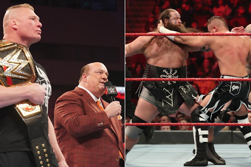 WWE Raw Results: Brock Lesnar Gives Final Message Before Royal Rumble; Seth Rollins and Buddy Murphy Capture Tag Team Titles