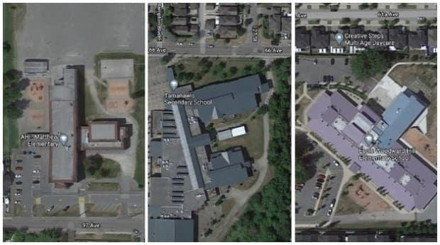 AHP Matthew Elementary School, Tamanawis Secondary School and Ecolé Woodward Hill Elementary School in Surrey have all been confirmed to have had a case of a COVID-19 variant first reported in the U.K.