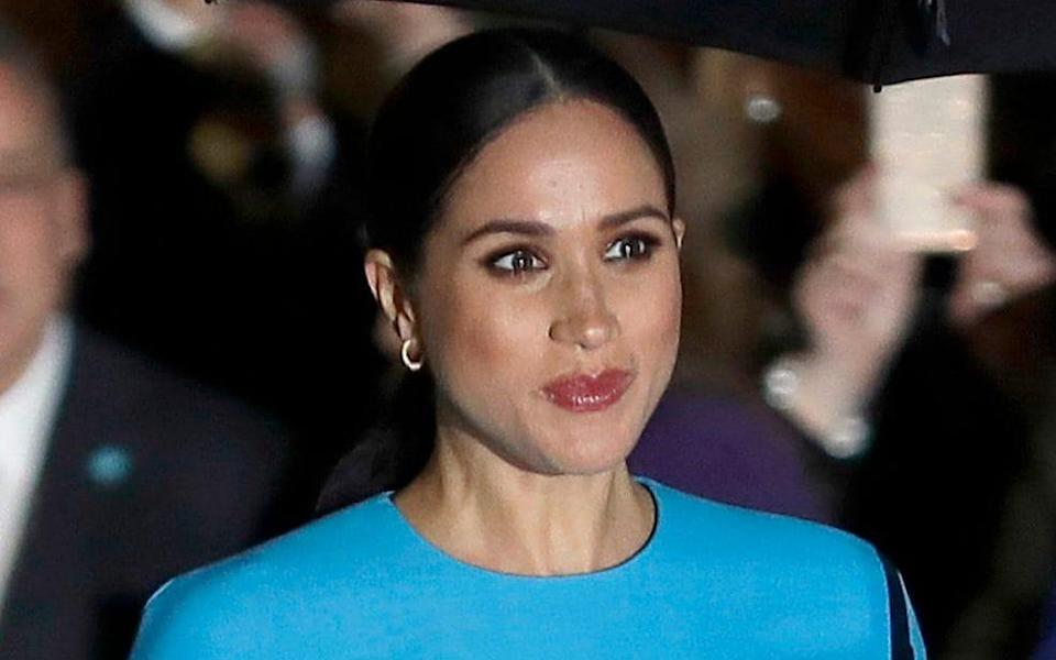 The Duchess of Sussex - Kirsty Wigglesworth/AP