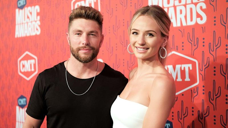Lauren Bushnell Says She Wishes She Married Chris Lane at Dreamy Engagement Party: See the Pics!