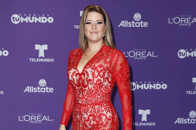 Alicia Machado responded to Instagram body shamers. (Photo: Getty Images)