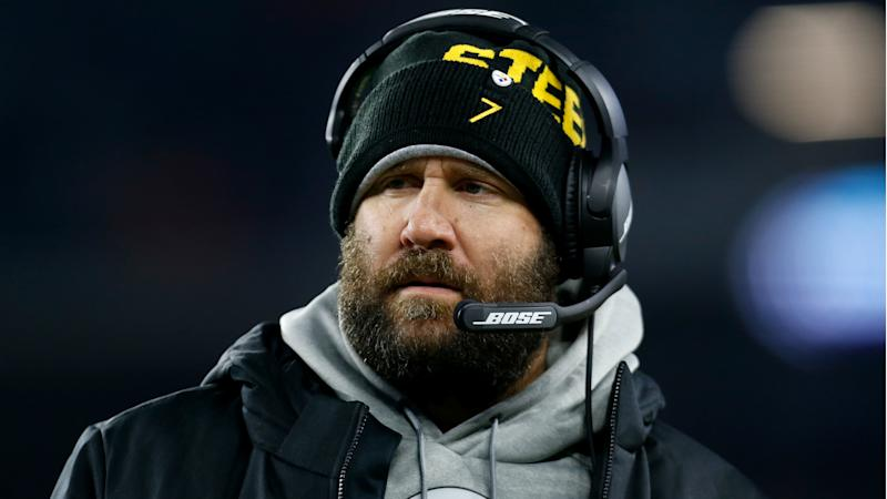Ben Roethlisberger not 'at the end of the road,' Steelers' GM says