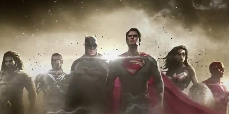 Justice League Film's Official Title Has Been Revealed!