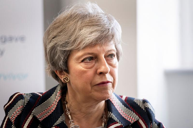 <strong>Landmark domestic abuse legislation was first introduced by Theresa May</strong> (Photo: PA Wire/PA Images)