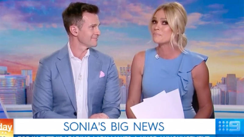 Sonia Kruger on Today Extra