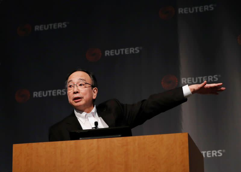 BOJ's Amamiya calls for more scrutiny in issuing digital currency