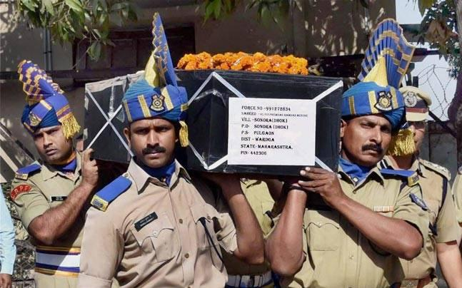Sukma attack: CRPF not to celebrate Holi today to pay tribute to 12 martyrs