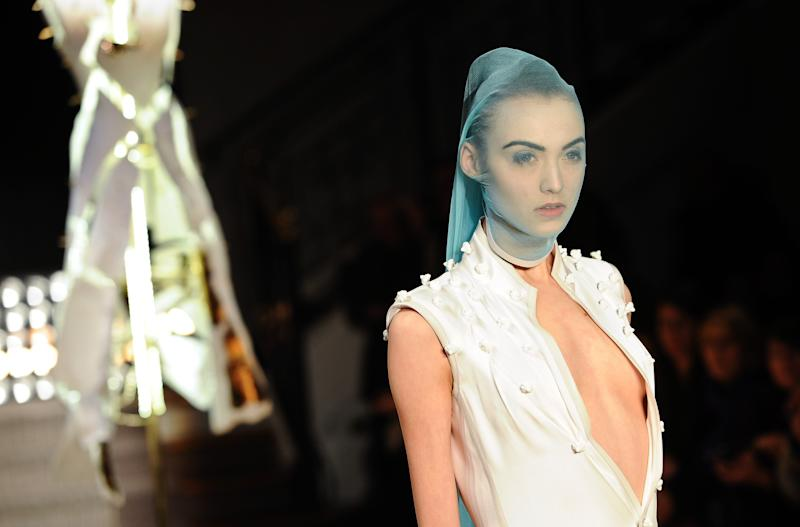 Armani and Chanel draw in celebs at couture day 2