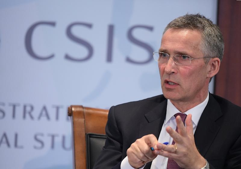NATO Secretary General Jens Stoltenberg says Russia is more aggressive, but not an immediate threat to NATO