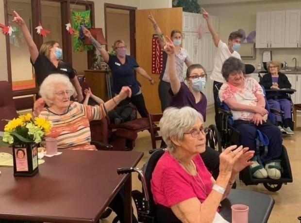 Submitted by Circle Drive Special Care Home