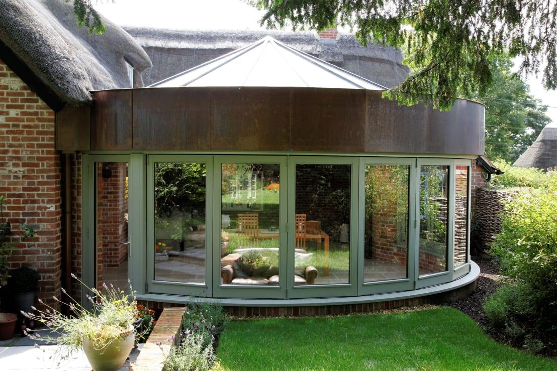 The ultimate great british garden extension for Garden rooms finance