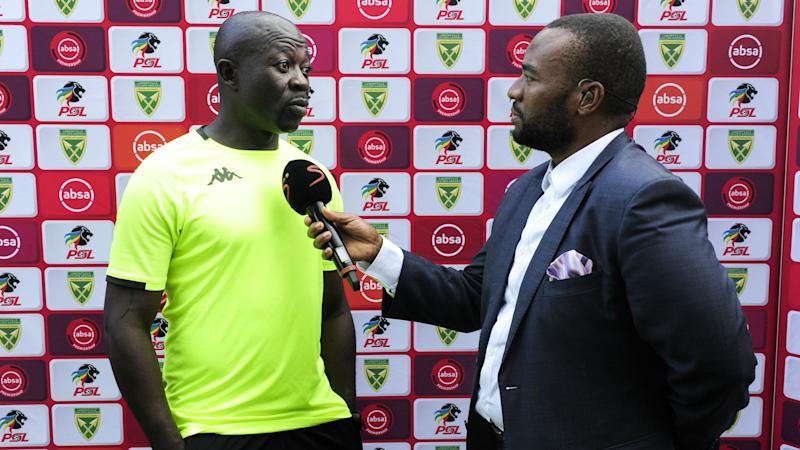 Daniels and Nhlapo to sign new SuperSport United deals - Tembo