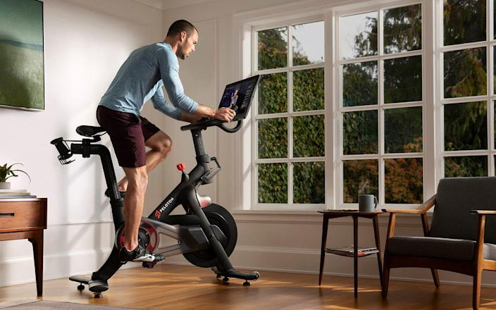 James didn't know he needed a Peloton until he had it