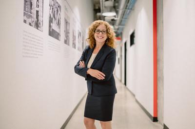 Yorkville University is pleased to announce the appointment of Dr. Julia Christensen Hughes as its new president. (CNW Group/Yorkville University)