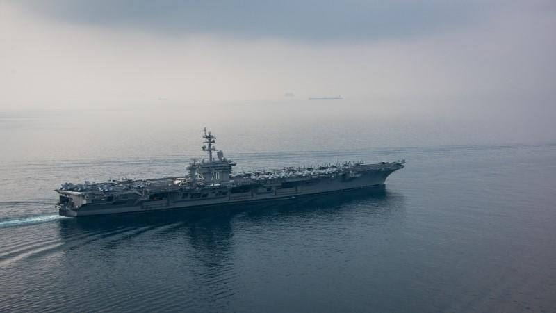 North Korea Is 'Ready to Sink' U.S. Aircraft Carrier With 'Single Strike'