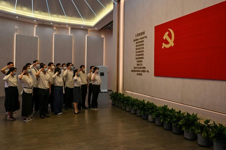 Members interviewed by AFP across China say President Xi Jinping has tightened criteria to weed out potential troublemakers