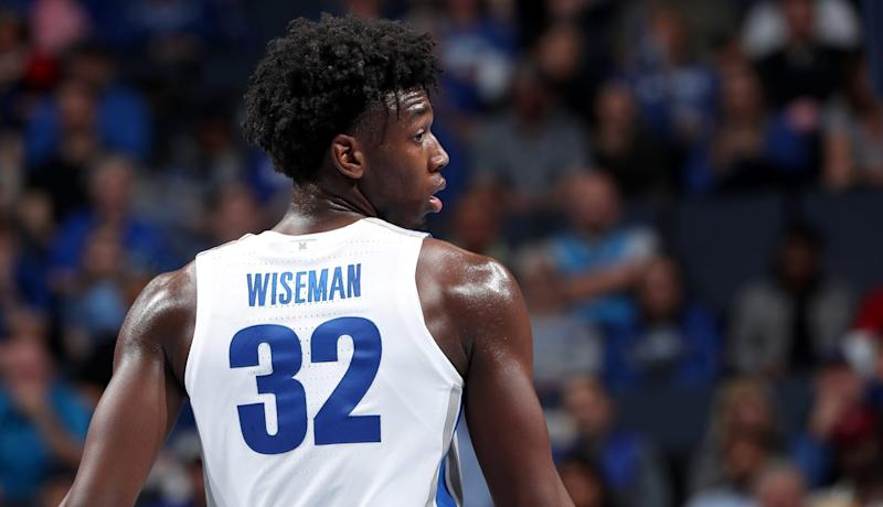 Memphis moving toward resolution with NCAA regarding James Wiseman's eligibility