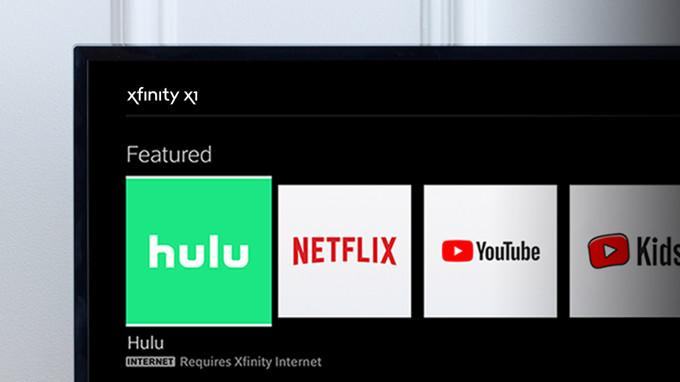 Hulu Now Available on Xfinity Flex, Coming to X1 Soon