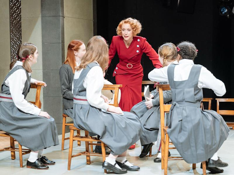'The Prime of Miss Jean Brodie' at the Donmar: Manuel Harlan