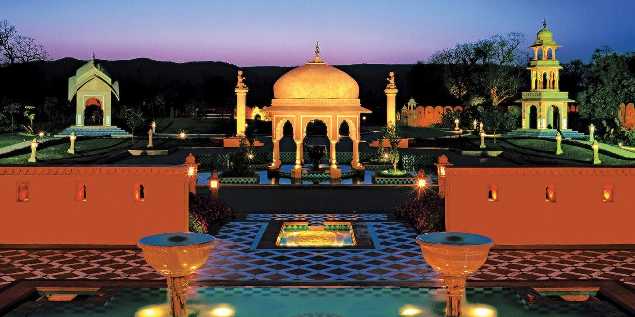 No. 1: Oberoi Hotels & Resorts