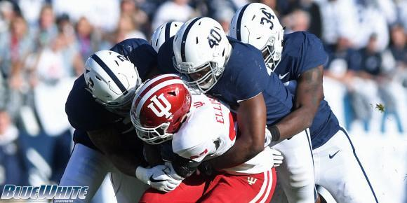 Midseason Report Card: Penn State's defense and special teams