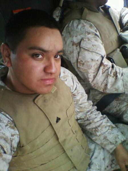 This undated handout photo courtesy of Patricia Torres shows Marine reservist Armando Torres III. The FBI says that on May 14, 2013, Torres III was visiting his father's ranch in La Barranca, Tamaulipas, Mexico. Shortly after arriving at the ranch, armed gunmen abducted Torres, along with his father, Armando Torres II, and uncle, Salvador Torres, both Mexican citizens. (AP Photo/Courtesy of Patricia Torres)