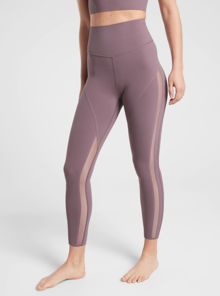 "<p><strong>Athleta</strong></p><p>athleta.gap.com</p><p><a href=""https://go.redirectingat.com?id=74968X1596630&url=https%3A%2F%2Fathleta.gap.com%2Fbrowse%2Fproduct.do%3Fpid%3D531282012%26cid%3D1023728%26pcid%3D1023728%26vid%3D1%26grid%3Dpds_18_205_1%26cpos%3D24%26cexp%3D1501%26kcid%3DCategoryIDs%253D1023728%26cvar%3D11273%26ctype%3DListing%26cpid%3Dres20071310708185936188411%23pdp-page-content&sref=https%3A%2F%2Fwww.bestproducts.com%2Ffitness%2Fclothing%2Fg33340287%2Fathleta-activewear-semi-annual-sale%2F"" rel=""nofollow noopener"" target=""_blank"" data-ylk=""slk:Shop Now"" class=""link rapid-noclick-resp"">Shop Now</a></p><p><del>$98</del><strong><br>$59.99</strong></p><p>Avid runners will find a lot to love about Athleta's Formation tights. With slim mesh paneling and sweat-wicking material, this pair will help you keep your cool during super-sweaty sprints.</p>"