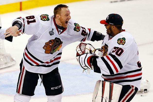 Marian Hossa won't get buyout from Blackhawks; Dave Bolland, trade bait?