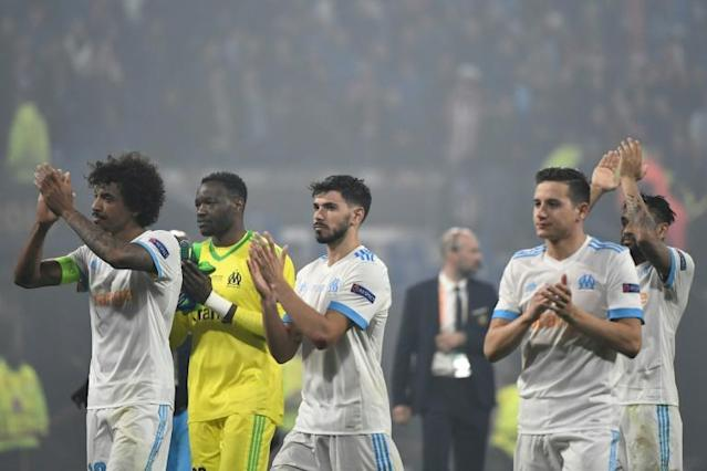 Marseille could still qualify directly for the Champions League if results in France go their way this weekend