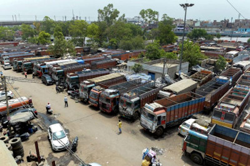 Lok Sabha Election Results 2019: How a Policy Tweak Has Left Thousands of Truck Drivers Unemployed in Haryana's Nuh