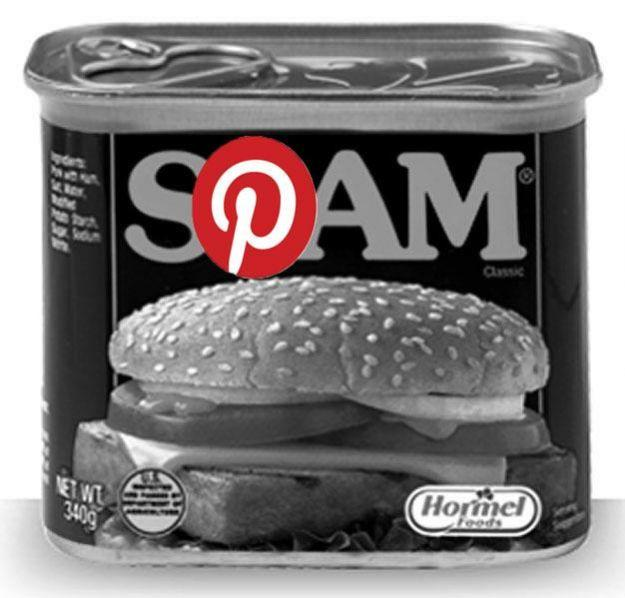 Here's why Pinterest is a spammer's paradise